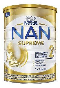 Leite Nan Supreme 2 800g
