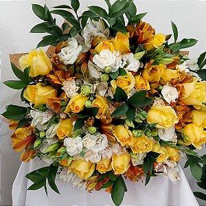 Buquê de Flores Mix