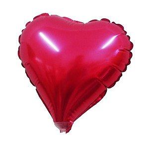 Balão a Gás Coração Pequeno