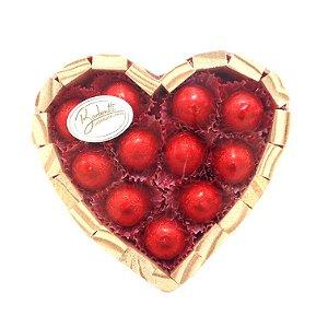 Chocolate Bombonatti Coração ao Leite