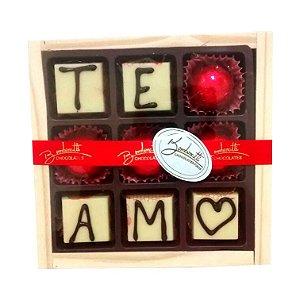 Chocolate Bombonatti Te Amo