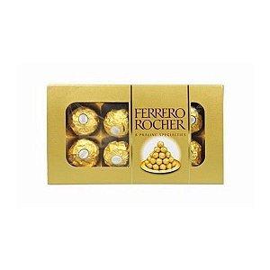 Ferrero Rocher 8 Unidades
