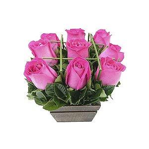 9 Rosas Pink