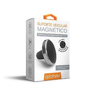 Suporte Veicular Magnético Premium (6 imãs) 5 Polegadas