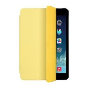iPad mini smart cover amarelo