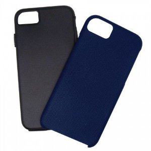 Case Antichoque Strong Duall Midnight Blue para iPhone 7 plus / 8 plus