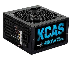 Fonte Aerocool 80 Efficiency 400W 80 KCAS-400W
