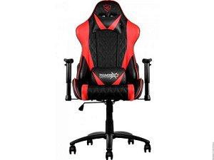 Cadeira Gamer ThunderX3 TGC15 Preto/Vermelho