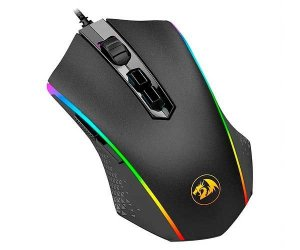 Mouse Gamer Redragon Memeanlion 10000 DPI RGB