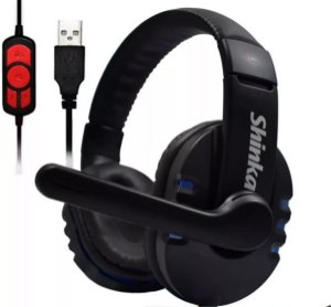 Headset Gamer USB Q7 Shinka