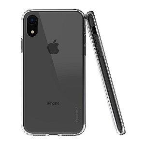 Capa Clear View para iPhone XR