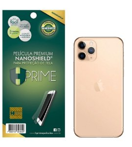 Película Premium HPrime Apple IPhone - VERSO - NanoShield®