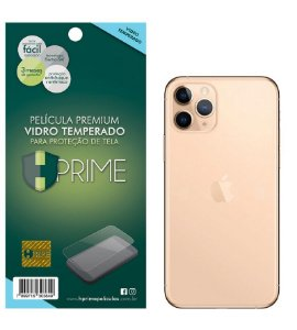 Película Vidro Temperado Premium HPrime Apple IPhone - VERSO