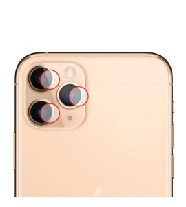 Película Premium HPrime Apple - Lens Protect