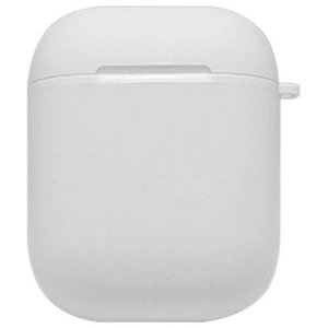 Capa Conversora para Carregamento Sem Fio Wireless Charging Case Branca