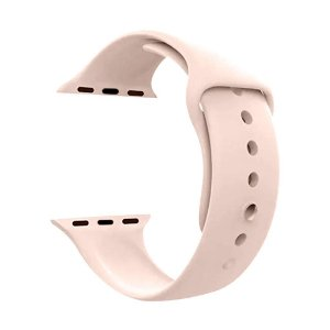 Pulseira para Apple Watch® WatchBand - Silicone Rose