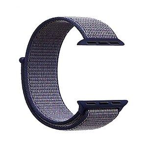 Pulseira para Apple Watch® WatchBand - Nylon Azul 42/44mm