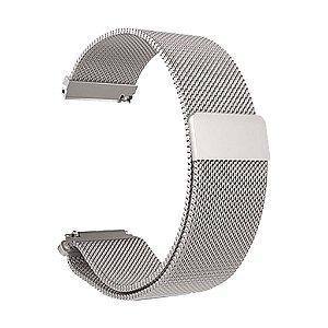 Pulseira para Apple Watch® WatchBand - Milanese Prata