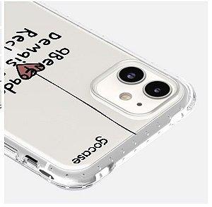 Capinha Impact Slim - Abençoada Demais Para Reclamar - iPhone 11