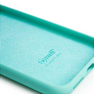 Simple Case para iPhone 7 / 8 / SE Verde Menta - Capa Protetora