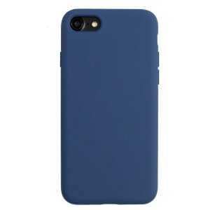 Simple Case para iPhone 7 / 8 / SE Azul Marinho - Capa Protetora