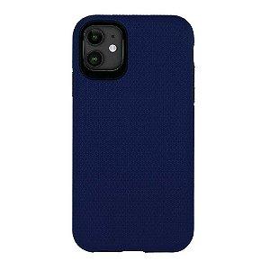 Double Case para iPhone 11 Azul Marinho - Capa Antichoque Dupla