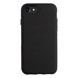 Double Case para iPhone 7 / 8 / SE Preta - Capa Antichoque Dupla