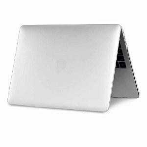 "Capa Hardshell MacBook Air® 13"" A1932 (2018) / A2179 (2020) Translúcida"