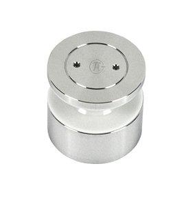 Pino (Botton) Fixo Paralelo Ø 50 mm x 30 mm para Fixação de Vidro