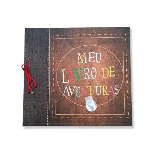 Álbum - Meu livro de aventuras