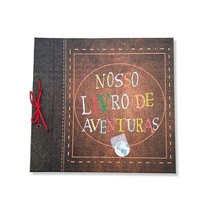 Álbum - Nosso livro de aventuras