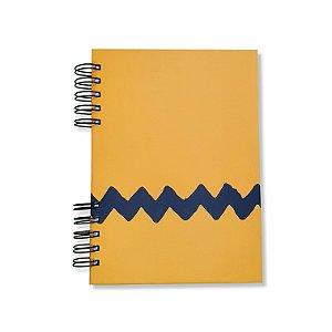 Caderno Pautado Espiral - Snoop