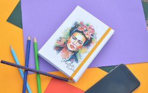 Sketchbook Frida