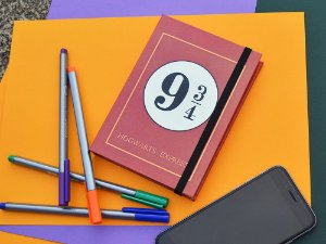 Sketchbook  Harry Potter 9/34