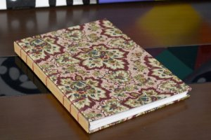 Caderno sem pauta - Belga Outono
