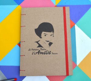 Sketchbook Kraft Eco Pólen - Amelie
