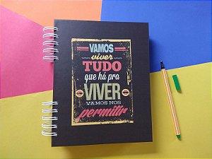 Planner permanente - Vamos Viver