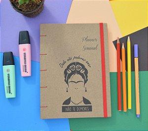 Planner Semanal - Frida