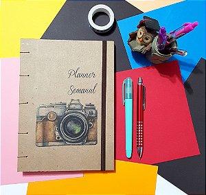 Planner Semanal - Fotografia