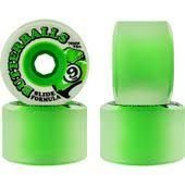 Roda Sector 9 Butterballs 70MM 75A Green