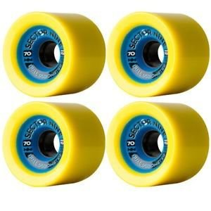 Roda Sector 9 Dual Durometer - 70mm - 78A