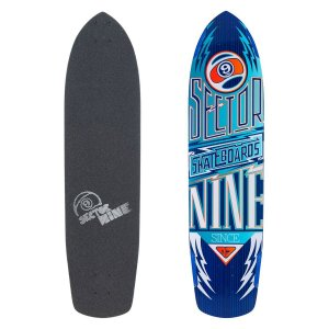Shape Sector 9 Carbon Flight Blue 36""