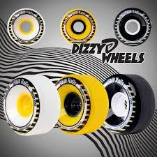Rodas Dizzy Skid Rolls 65mm