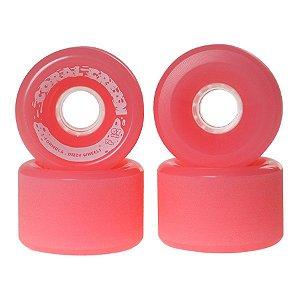 Roda Dizzy Coral Cream - 67mm - 78A
