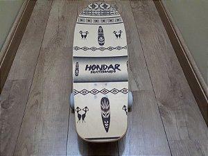 """Semi Longboard Hondar 33"""" - Completo de Fábrica"""