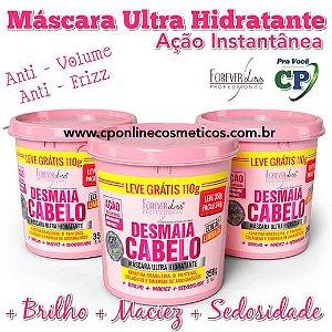 Máscara Desmaia Cabelo 350g - Forever Liss