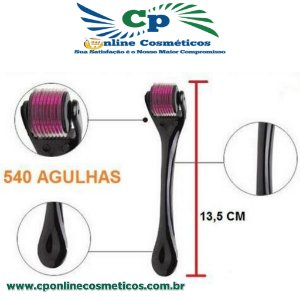 DermaRoller System 540 Micro Agulhas - Dermaroller