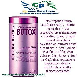 Botox Plástica Dos Fios 1kg
