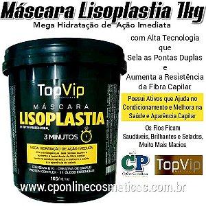 Máscara Lisoplastia 3 Minutos 1kg - Top Vip