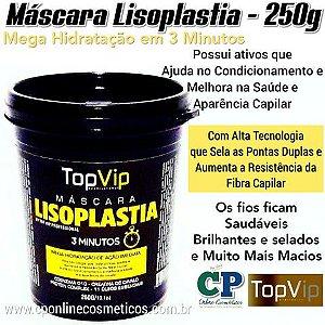 2 Máscaras Lisoplastia 250g - Top Vip